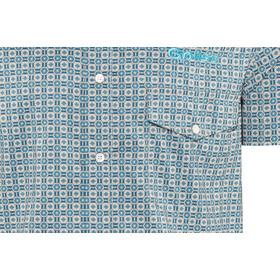 Gonso Orbe Shirt Herre blue moon/wild dove